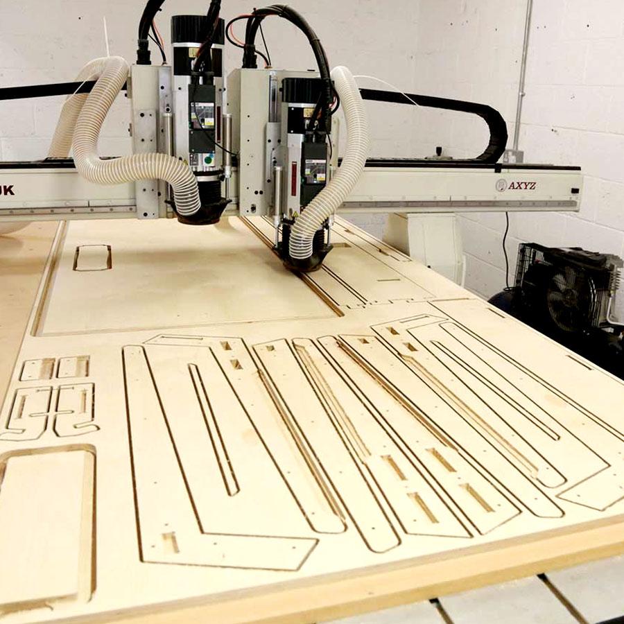 Create CNC - CNC Cutting