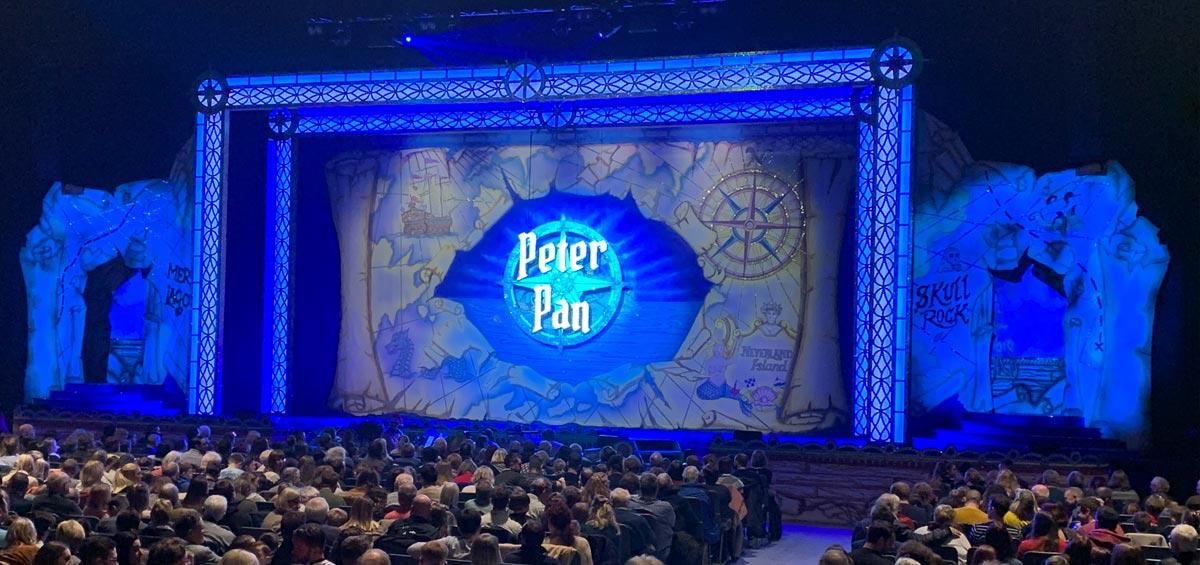 Harrogate Theatre - Peter Pan