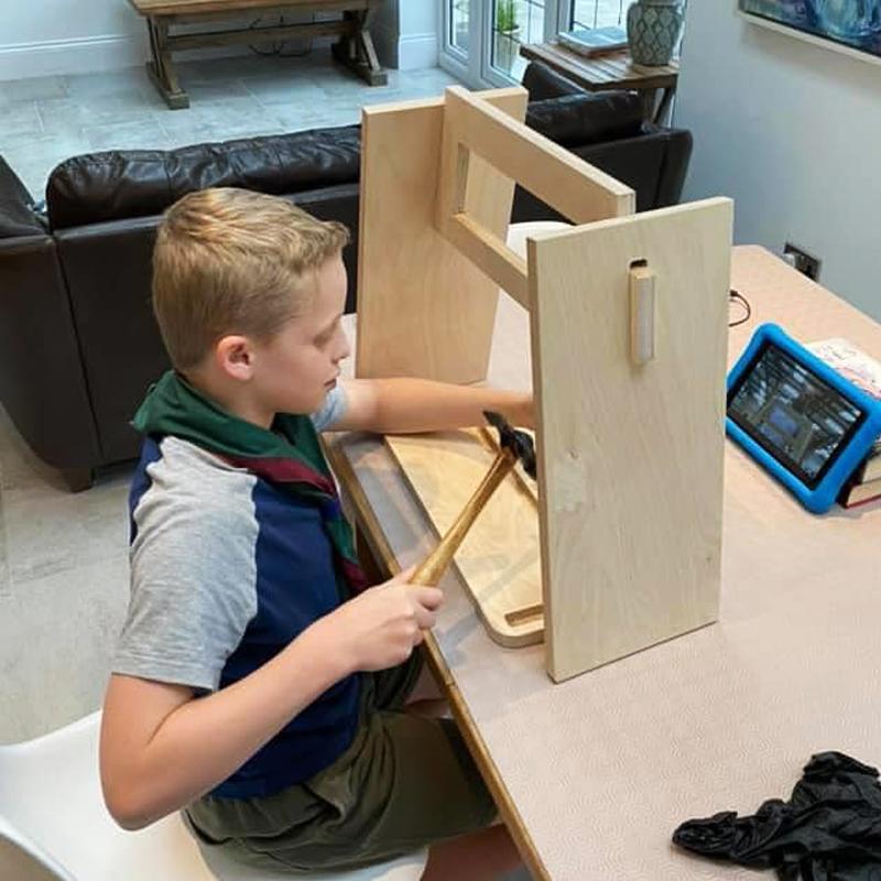 Create CNC - Harrogate Cubs Furniture Lesson