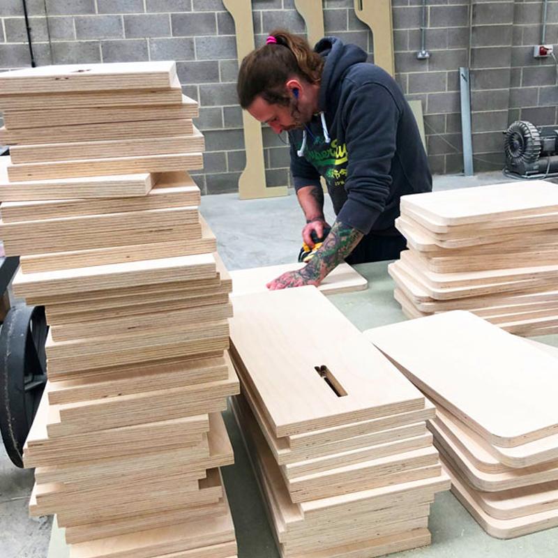 Create CNC - Furniture Cutting & Manufacturing